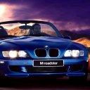 BMW Blue