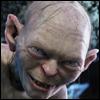 Gollum Happy
