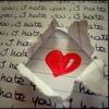Heart in paper
