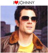 I love Johnny Knoxville