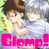 Kaworu Shinji Glomp