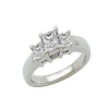Princess cut Diamonds