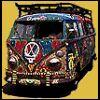 Psychedelic Bus