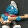 Smurf Guitar