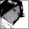 Yoruichi smiles